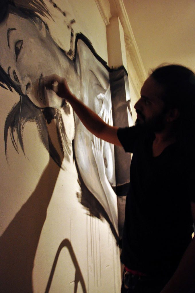 Wesr and Alaniz: Two South American Artists Who Use Berlin as Their Gallery