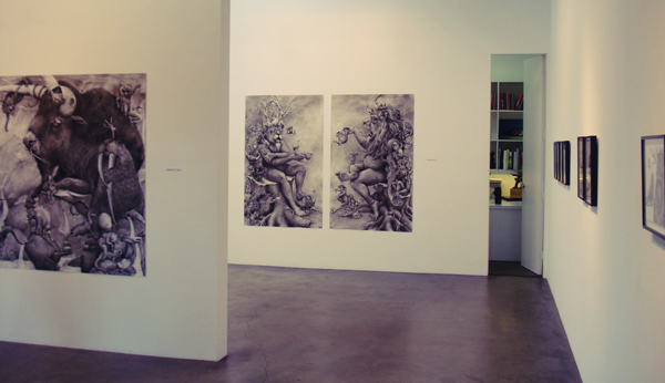 Adonna Khare (American Large Scale Pencil Artist) - Immersive Art Exploring the Connection All Beings Have