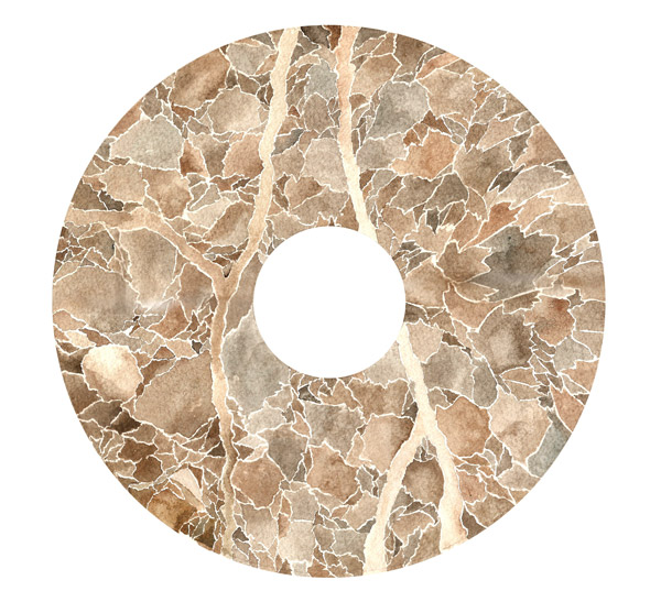 inspired by granite