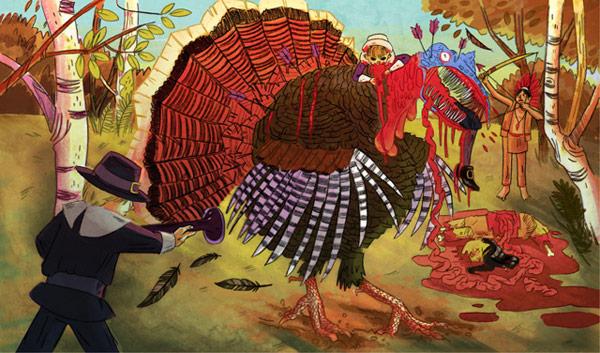 Vibrant Fantasy Illustrations by Amanda Boucher