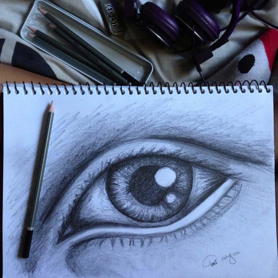 Drawings by readers