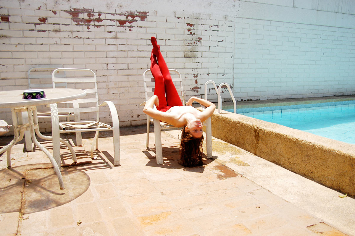 Images Reflecting Freedom and Purity by Carolina Agüero (Photographer, Chile) NSFW