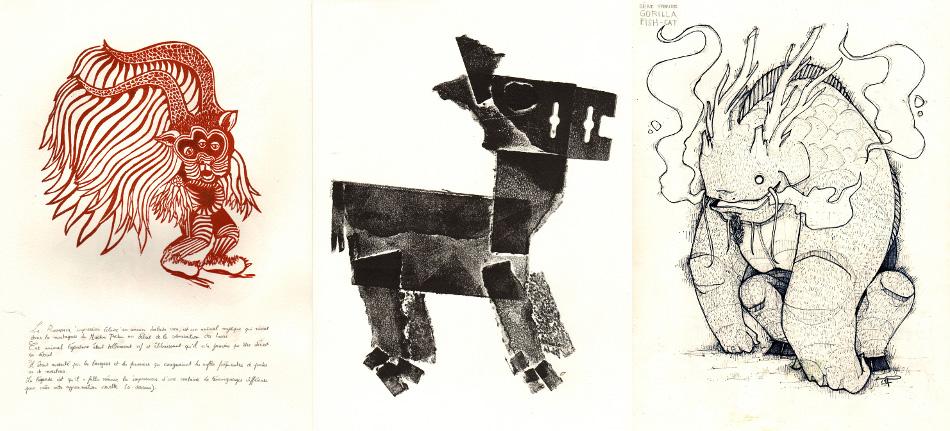 Tamar Kasparian Presents The Encyclopedia of Unusual and Weird Animals