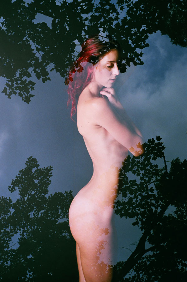 Bunny Lynch (American Creative Photographer) - In the Woods & In the Clouds