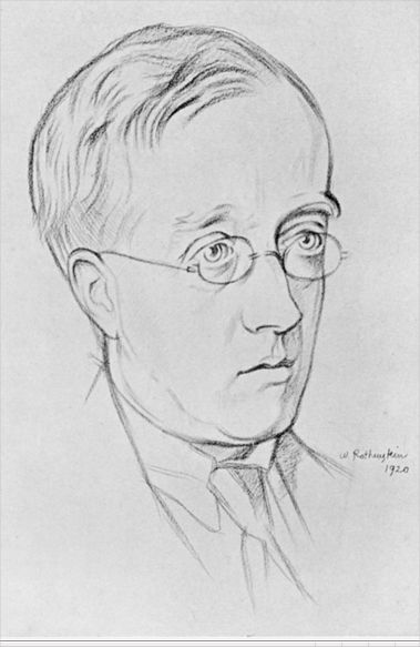 Holst by Rothstein, 1920
