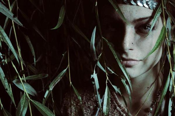 Elegant Portrait Photography by Jillian Tellep