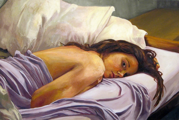 Rachel Rickert (American Contemporary Realist Painter)